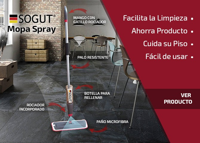 Sogut Mopa Spray